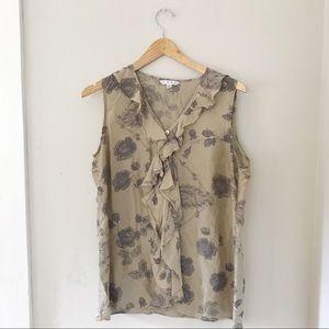 Cabi Silk Shirt